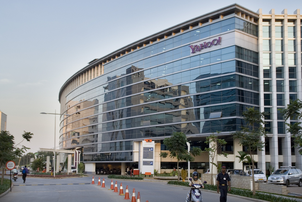 Yahoo! Offices in Bangalore